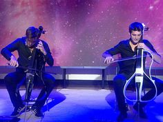 "Croatian cellists Stjepan Hauser and Luka Sulic make up the group 2Cellos and they perform the song ""Thunderstuck"" for Kathie Lee and Hoda."