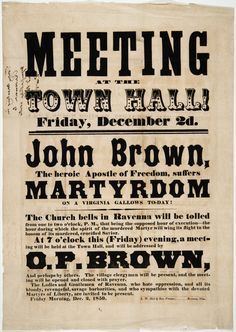 john brown essay