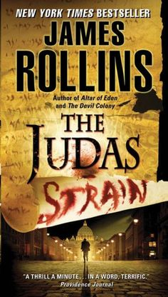 Love the Sigma series. Any book by James Rollins is amazing!
