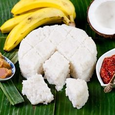 Kiribath (Sri Lankan Milk Rice) #Food #Recipe #Yummy #Meals #Dinner #Chef #Cook #Bake #Culinary