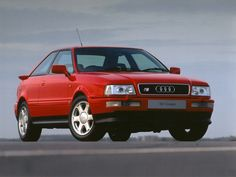 95 Audi s2 Quattro coupe. My dad used to have one.