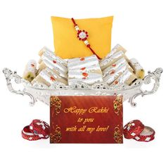 Online Rakhi Delivery 2020 - Buy/Send Rakhi & Rakhi gifts online from Ferns N Petals. Send Rakhi online in India with same day, express delivery. Buy Rakhi Online, Rakhi Gifts, Online Gifts, Gift Wrapping, Stuff To Buy, Gift Wrapping Paper, Gift Packaging, Present Wrapping, Wrapping Gifts
