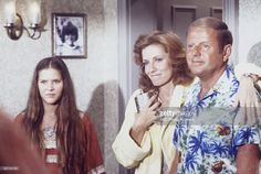 ENOUGH - 'The Night They Raided Bradfords' - Season Four - Merle's sister brought the police to the Bradford home after a misunderstanding. Connie Needham (Elizabeth), Betty Buckley (Abby) and Dick Van Patten star. Diana Hyland, Betty Buckley, Tv Moms, Abc Photo, Family Tv, Double Wedding, Fact Families, Recent Events, Great Memories