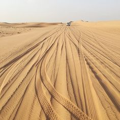 On our way  Gravando no deserto, uhuuuuul! #camievictakeDubai #mydubai #platinumheritage #desert #safari #dubai