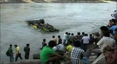 At least 24 feared dead after bus falls into river in Nepal  