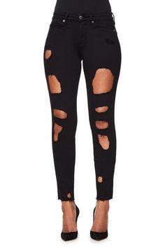 GOOD LEGS RAW EDGE | BLACK003 $ 189,00 USD