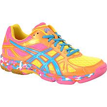 ASICS Womens GEL-Flashpoint Volleyball Shoes