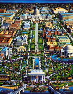 Washington, D.C. by Eric Dowdle - District of Columbia, United States of America
