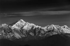 Mt. Kanchenjunga.