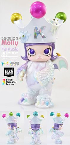 "Kenny Wong  InstincToy - ""Erosion Molly"" convention exclusive announced!!!"