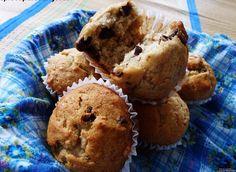 Eggless Banana Muffins Recipe - (Vegan option included)