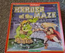 heroes of the maze board game 1991 waddingtons in Toys & Games, Games, Board & Traditional Games, Modern Manufacture | eBay