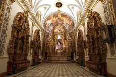 Capilla de Santa María del buen Aire, dentro del Palacio de San Telmo. #Sevilla #Seville #sevillaytu @sevillaytu