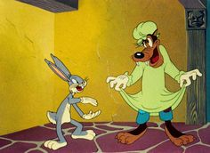 """Looney Tunes Pictures: """"Little Red Riding Rabbit"""" Looney Tunes Cartoons, Old Cartoons, Classic Cartoons, Animated Cartoons, Cartoon Meaning, Character Inspiration, Character Design, Merrie Melodies, Thats All Folks"""