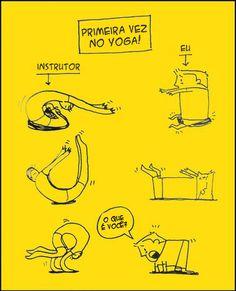 Professores de yoga são extraterrestres.