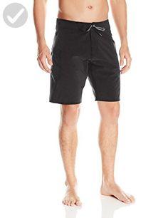 dc07f9447ac Men's Swimwear · Board Shorts · Volcom Men's Lido Solid Mod 20