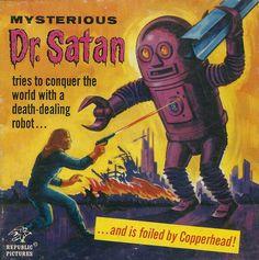 Mysterious Dr. Satan!