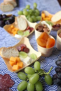 Party Pleasers | Creating a Cheese Plate
