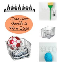 Clean Your Garage In Three Steps