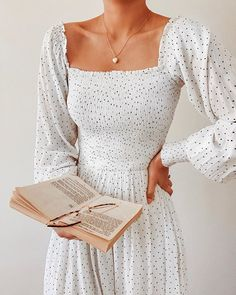 Cute Casual Outfits, Modest Outfits, Modest Fashion, Pretty Outfits, Pretty Dresses, Casual Dresses, Fashion Dresses, Floral Dress Outfits, Elegant Dresses