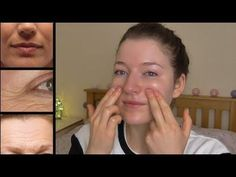 3in1: Eye, Forehead and Smile Wrinkles Face Massage / Anti-Ageing Lifting Facial Massage - YouTube