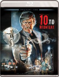 10 to Midnight - Blu-Ray (Twilight Time Ltd. Region A) Release Date: September 8, 2015 (Screen Archives Entertainment U.S.)