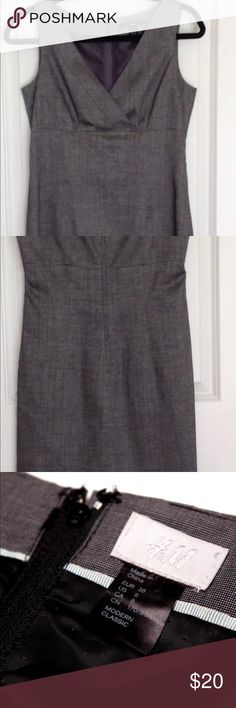 H&M Sheath Dress Lined dress H&M Dresses