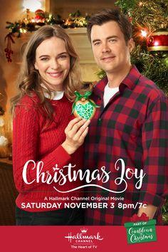 danielle panabaker and matt long find christmas joy on november 3 make a - Finding Christmas Hallmark