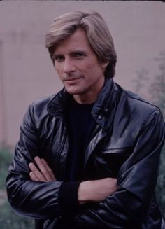 Dirk Benedict as Templeton Peck, aka, Faceman in the A-Team.