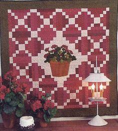 Primitive Folk Art Wool Applique/ Wall Quilt by PrimFolkArtShop, $7.50