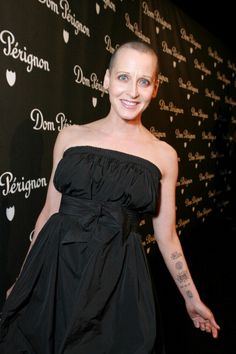 Lori Petty during Dom Perignon Karl Lagerfeld and Eva Herzigova Host an International Launch Event to Unveil the New Image of Dom Perignon Rose. Lori Petty, Eva Herzigova, Short Sassy Hair, Dom Perignon, Ideal Beauty, Short Pixie Haircuts, Crew Cuts, Tank Girl, Beautiful Long Hair
