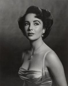 Philippe Halsman. Elizabeth Taylor. 1948