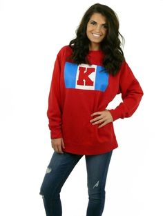 fortuityinc - Cozy Up with KU, $45.00 (http://www.fortuityusa.com/cozy-up-with-ku/)