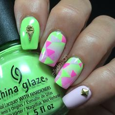 Instagram media by mllrdesign #nail #nails #nailart