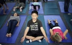 India Today: 4 reasons, 10 asanas: why kids must practise yoga. From the Downdog Diary Yoga Blog found exclusively at DownDog Boutique. DownDog Diary brings together yoga stories from around the web on Yoga Lifestyle... Read more at DownDog Diary
