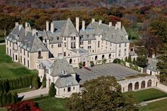 20 American Mansions Fit For Jay Gatsby