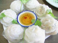 Playing with My Food: Bánh Hoa Hồng (Rose Dumplings)