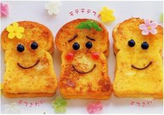 Fun Toasts