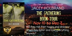 Enter the #giveaway for a chance to win! StarAngels' Reviews: Blog Tour - The Gathering by Jacey Holbrand (#give...