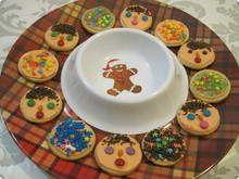 Biscoitos-glaceados