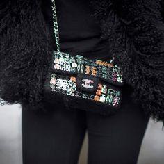 Chanel Bags At London Fashion Week