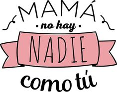 Spanish Mothers Day Poems, Mama Quotes, Bee Drawing, Mother's Day Greeting Cards, I Love Mom, Mom Day, Room Tour, Planner Stickers, Instagram Story