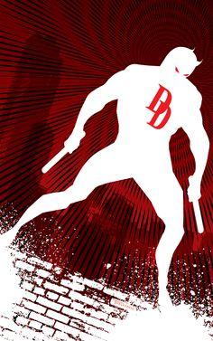 Daredevil by Tom Kelly http://tomkellyart.deviantart.com/
