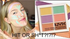 NYX color correcting- HIT OR SH*T!?