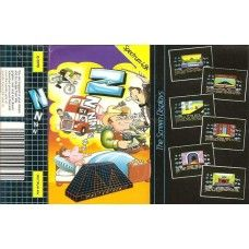 Zzzz for ZX Spectrum from Mastertronic