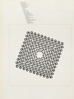 Typographische Monatsblätter Cover from 1969 issue 10 | Cover Design Theophil Stirnemann