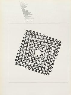 TM SGM RSI, Typografische Monatsblätter, issue 10, 1969. Cover designer: Theophil Stirnemann