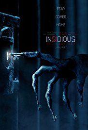 Insidious: Az utolsó kulcs Poster