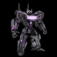 Transformers Fall of Cybertron Shockwave