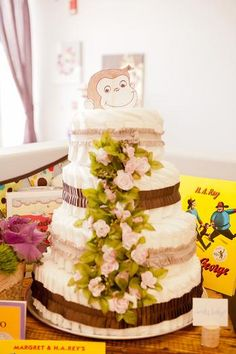 Hostess with the Mostess® - Classic Children's Book Baby Shower